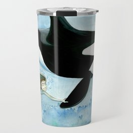 Orca Dreams Travel Mug