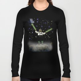 YODA-ling with FORCE - 027 Long Sleeve T-shirt