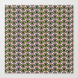 Festive Bead Strand  Canvas Print