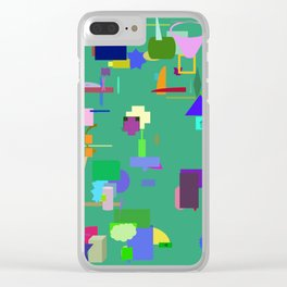 0302017 Clear iPhone Case