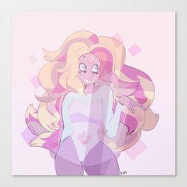 steven universe: rainbow quartz Canvas Print