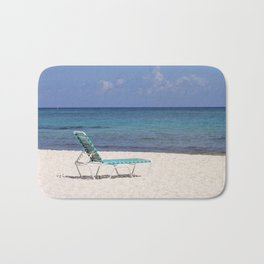 Beach Chair Bath Mat