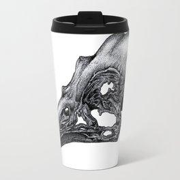 Bird Skeleton Travel Mug