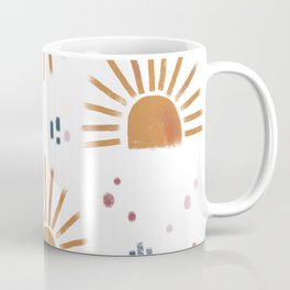sunbursts Coffee Mug