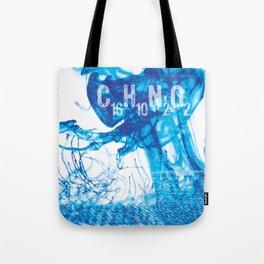 INDIGO - C16H10N2O2 Tote Bag