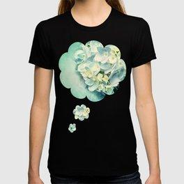 MINT HYDRANGEA T-shirt