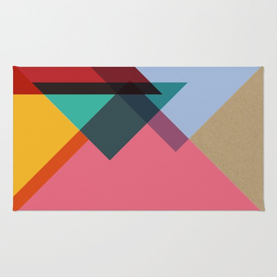 Triangles (Part 2) Rug