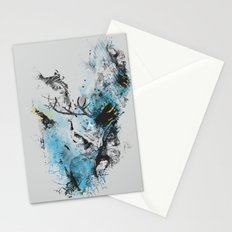 Chaos Thinking Stationery Cards