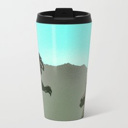 King Kong vs Godzilla Travel Mug