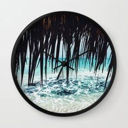 Cuba love Wall Clock