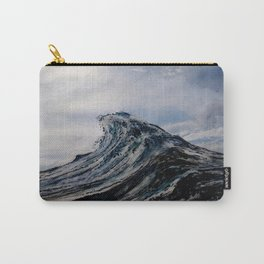 WAVE # 1 - sky Carry-All Pouch