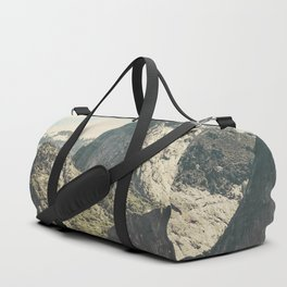 Yosemite Valley Waterfall Duffle Bag