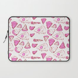 Perfect Pencil Pizza Time in Pink Laptop Sleeve
