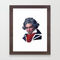 Beethoven Framed Art Print