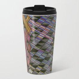 Moving Panes Metal Travel Mug