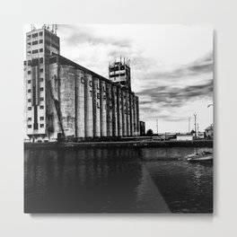 Collingwood Metal Print
