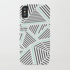 Ab Linear Zoom With Mint Slim Case iPhone X