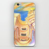 baroque iPhone & iPod Skins featuring baroque by Tereza Del Pilar