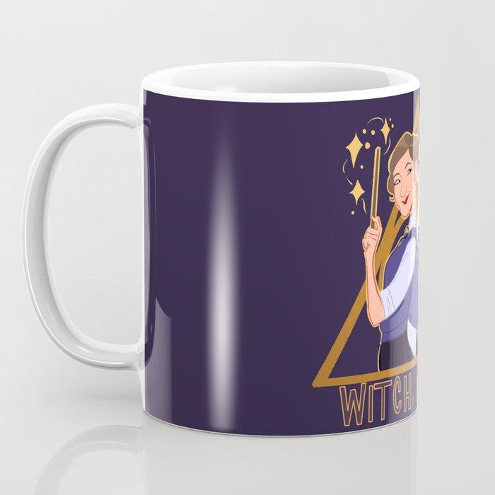 Witch, Please Logo  Coffee Mug