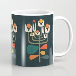 Retro botany Coffee Mug