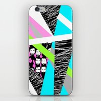 fresh prince iPhone & iPod Skins featuring Phresh Prince by Hipsterdirtbag