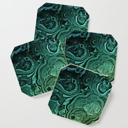 MALACHITE GREEN Coaster