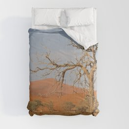 Namibia Desert with Sand Dunes Comforters