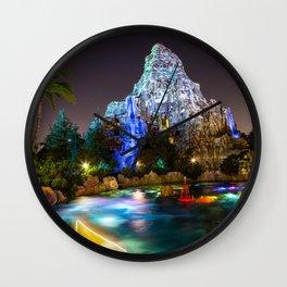 Submarine Voyage Disneyland Wall Clock