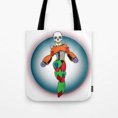 MIGHTY SKULL Tote Bag
