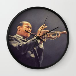 Lee Morgan, Music Legend Wall Clock