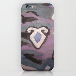 Angelic Camo iPhone Case