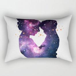 The first love. Rectangular Pillow