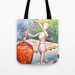 A Touch of Ink Tote Bag