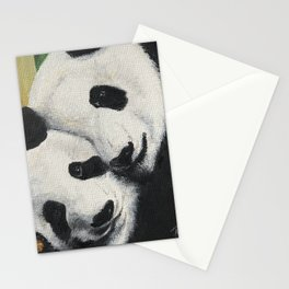 Love in Black & White Stationery Cards