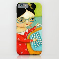 The writer of stories Slim Case iPhone 6