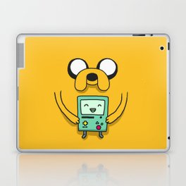 Jake and BMO Laptop & iPad Skin