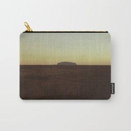 Uluru Dusk Carry-All Pouch