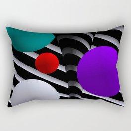 opart dreams -21- Rectangular Pillow
