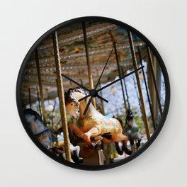 Paris, The Tuileries Garden Wall Clock