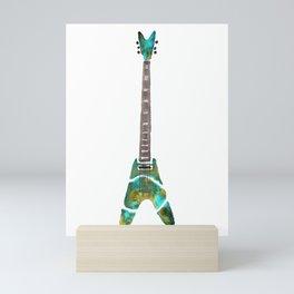 Guitar 1 Mini Art Print