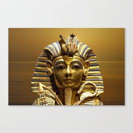 Egypt King Tut Canvas Print