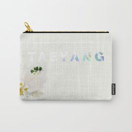 White Night Album - Taeyang Edition Carry-All Pouch