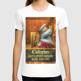 Calories Don't Count T-shirt