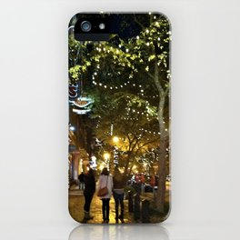 Nashville Nightwalks iPhone Case
