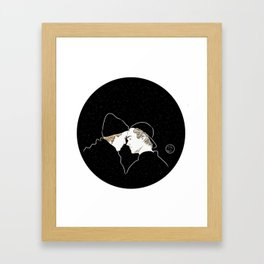 In another Universe Framed Art Print