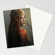 Princess from the East Stationery Cards