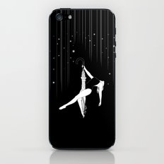Dancing in the Rain iPhone & iPod Skin