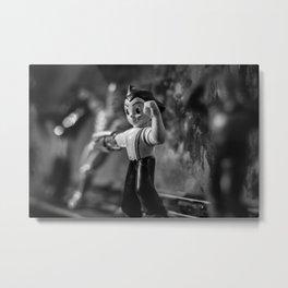 Astro Boy Metal Print