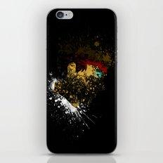 Evil R. iPhone & iPod Skin