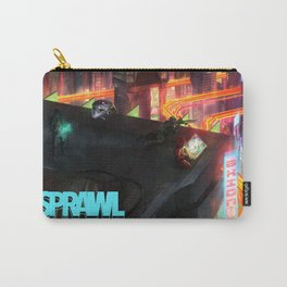 The Sprawl: City of Neon Carry-All Pouch
